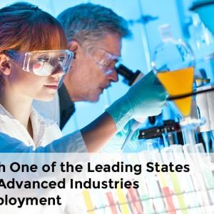 advanced industries employment